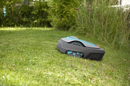Rasaerba Robotizzati Gardena