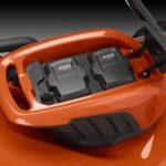 Tagliaerba a batteria Husqvarna LC353iVX